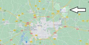 Où se situe Thorigné-Fouillard (35334)
