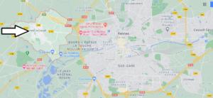 Où se situe Vezin-le-Coquet (35132)