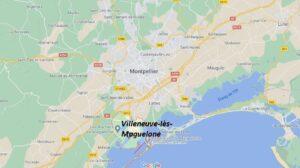 Où se situe Villeneuve-lès-Maguelone (34337)