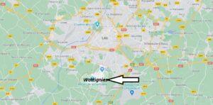 Où se situe Wattignies (59139)