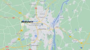 Où se situe Wolfisheim