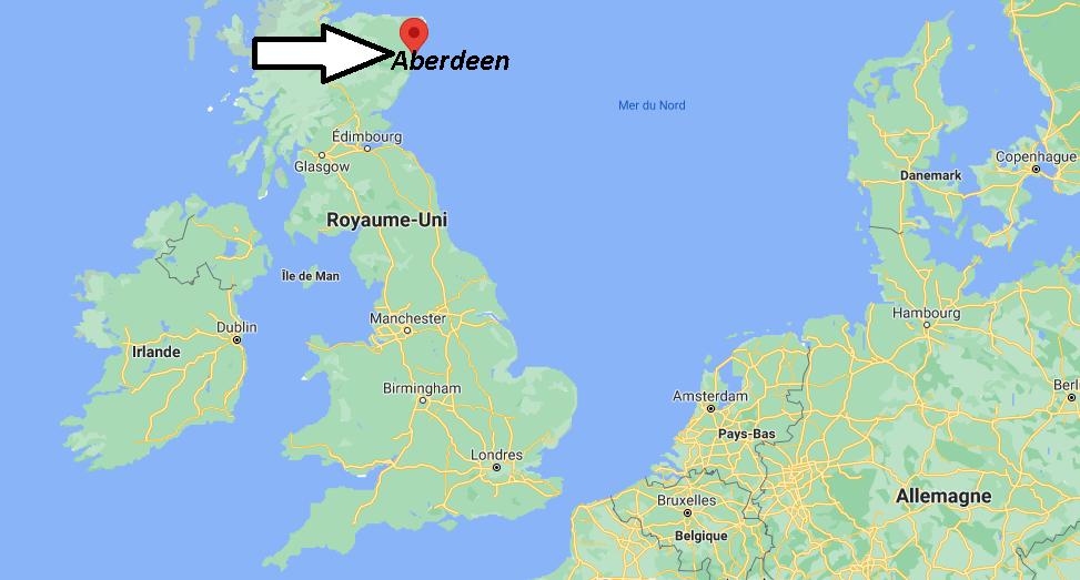 Où se trouve Aberdeen
