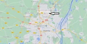 Où se trouve Bischheim