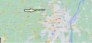 Où se trouve Dingsheim