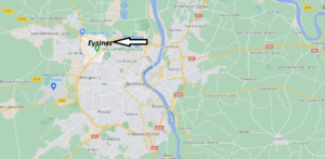 Où se trouve Eysines
