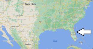 Où se trouve Florida
