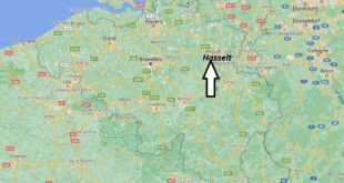 Où se trouve Hasselt