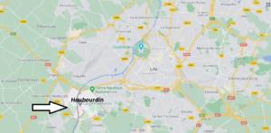 Où se trouve Haubourdin