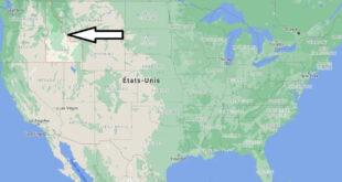 Où se trouve Idaho