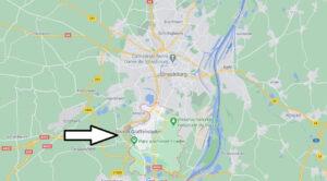 Où se trouve Illkirch-Graffenstaden