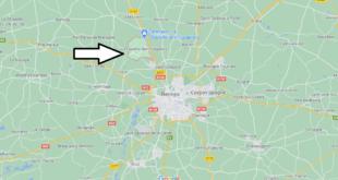 Où se trouve La Chapelle-des-Fougeretz