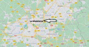 Où se trouve La Madeleine