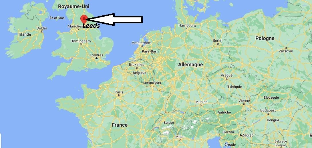 Où se trouve Leeds