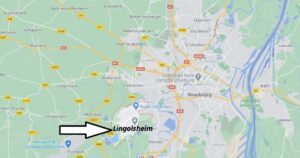 Où se trouve Lingolsheim