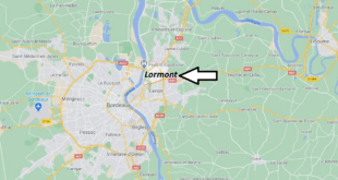 Où se trouve Lormont