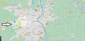 Où se trouve Mérignac