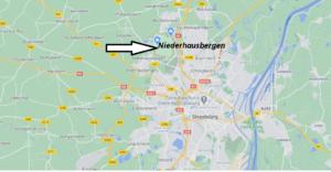 Où se trouve Niederhausbergen