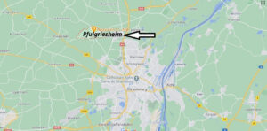 Où se trouve Pfulgriesheim