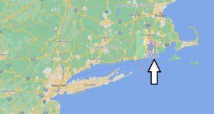 Où se trouve Rhode Island