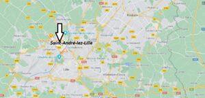 Où se trouve Saint-André-lez-Lille