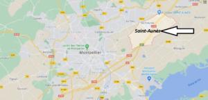 Où se trouve Saint-Aunès