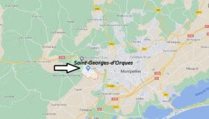 Où se trouve Saint-Georges-d-Orques