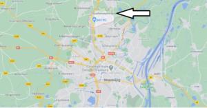 Où se trouve Souffelweyersheim