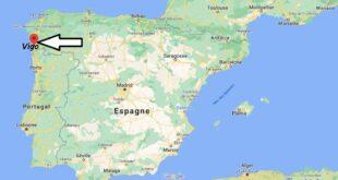 Où se trouve Vigo
