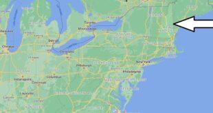 Où se trouve du New Hampshire
