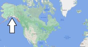Où se trouve la Alaska