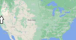 Où se trouve la Oregon