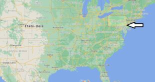 Où se trouve la Pennsylvania