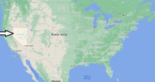 Où se trouve le Nevada