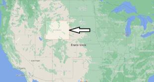 Où se trouve le Wyoming