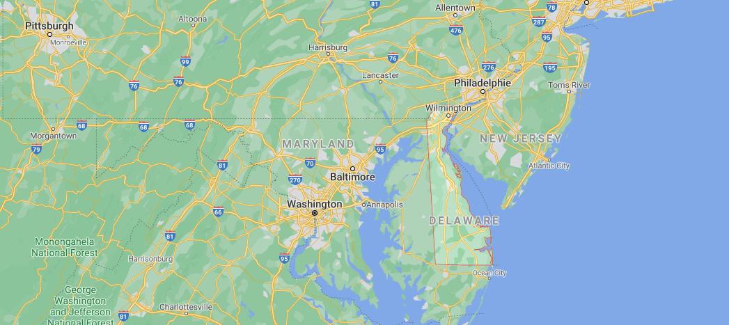 Quelle est la capitale Delaware