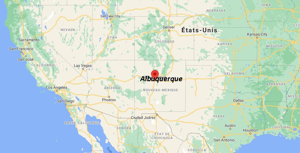 Quelle est la capitale de Albuquerque