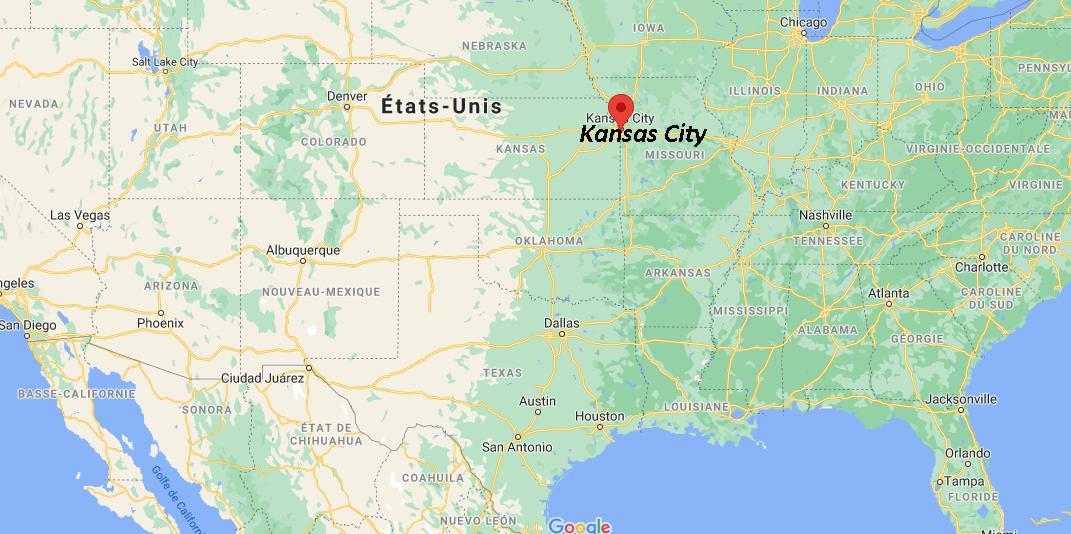 Quelle est la capitale de Kansas City