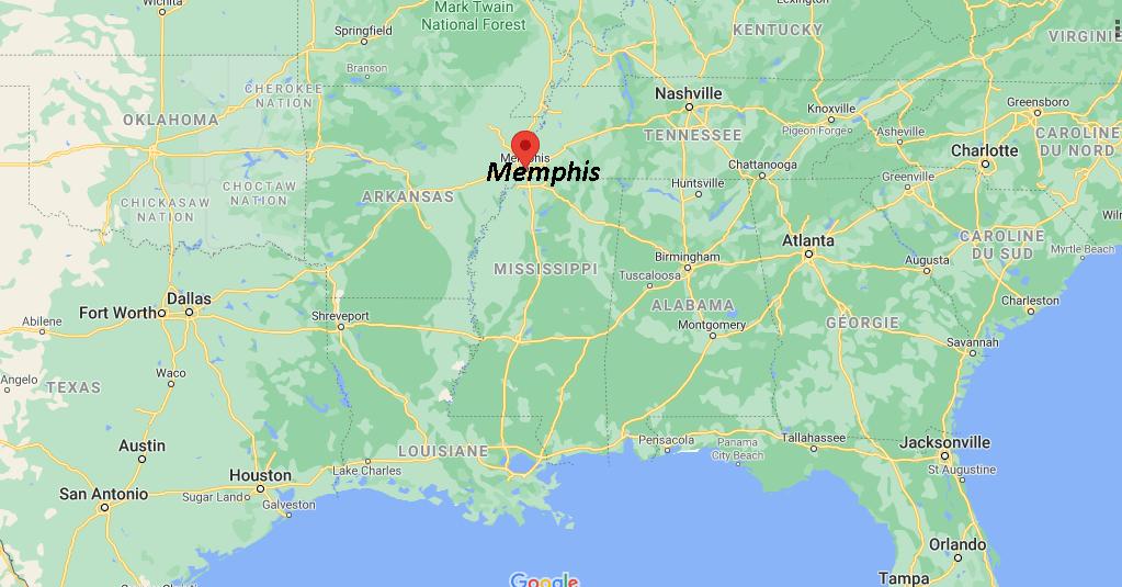 Quelle est la capitale de Memphis