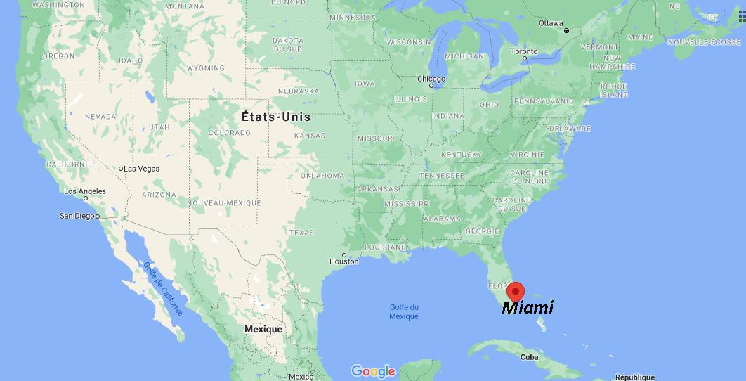 Quelle est la capitale de Miami