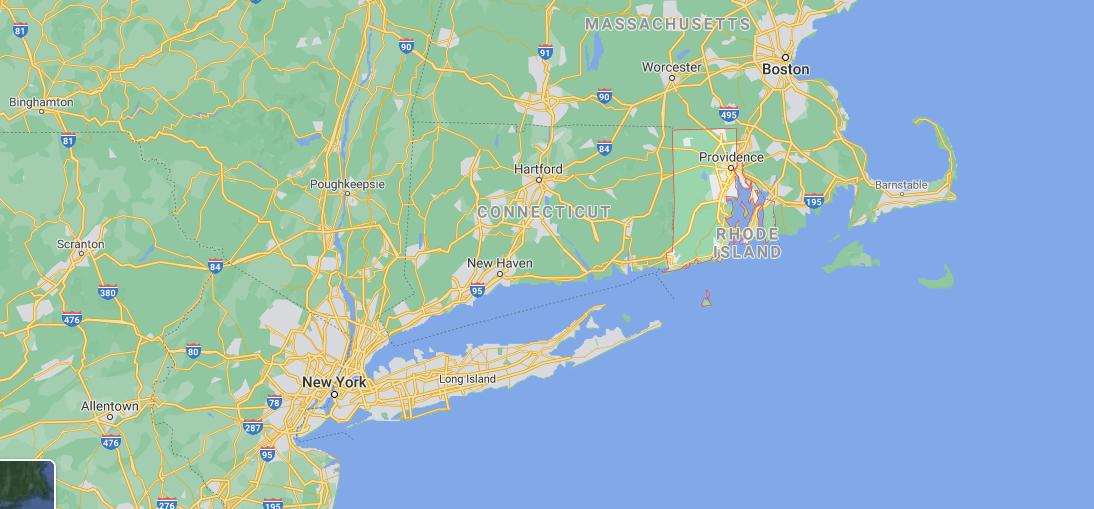Quelle est la capitale de Rhode Island