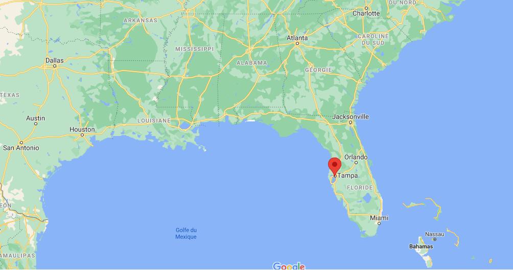 Quelle est la capitale de Tampa