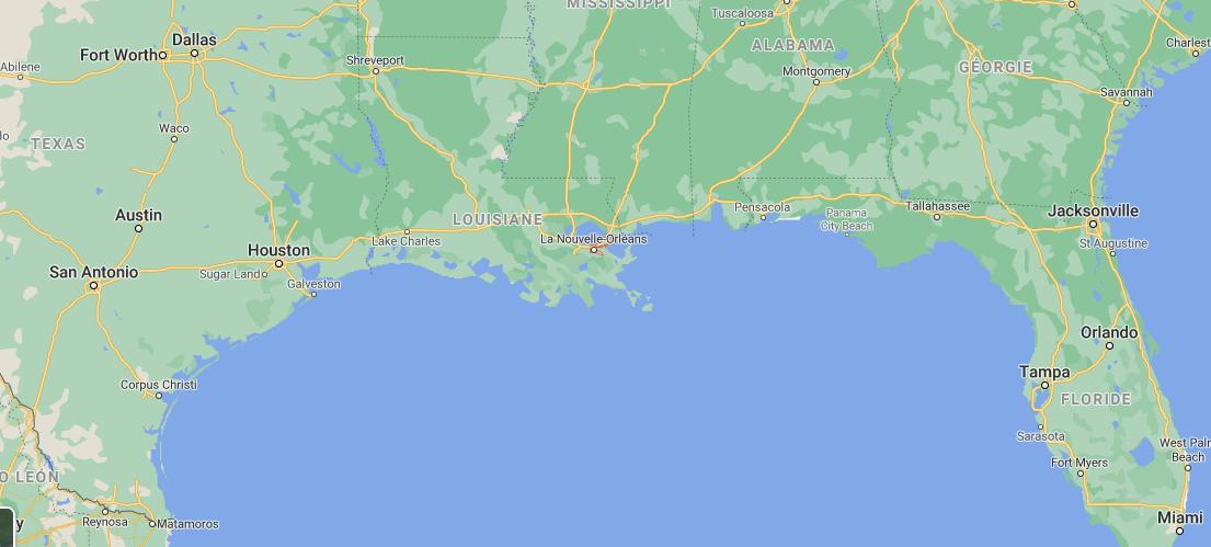 Quelle est la capitale de la Nouvelle-orléans