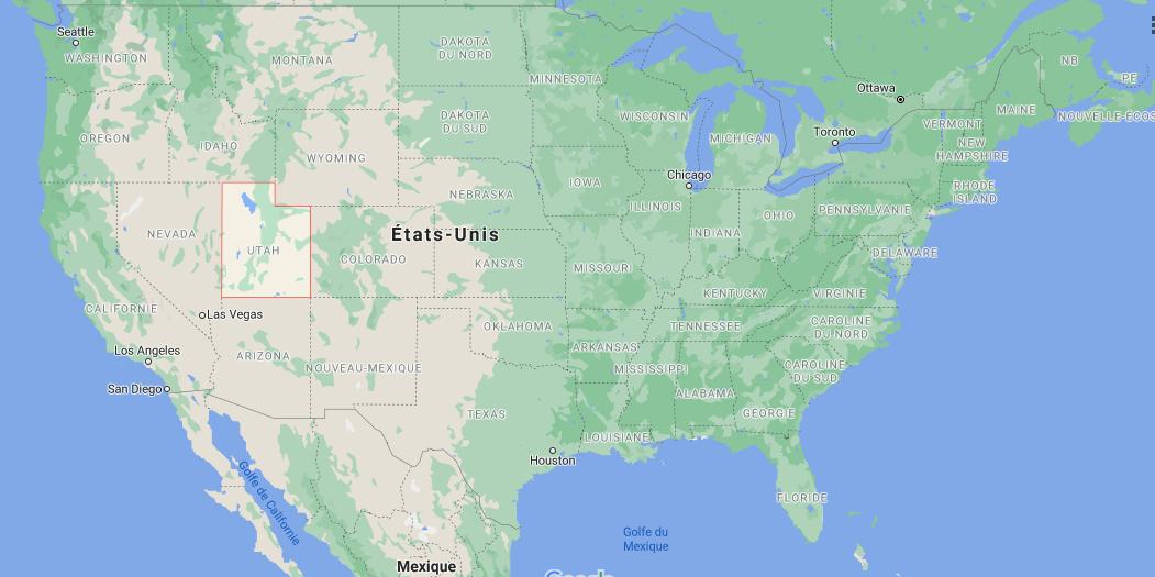 Quelle est la capitale de la Utah