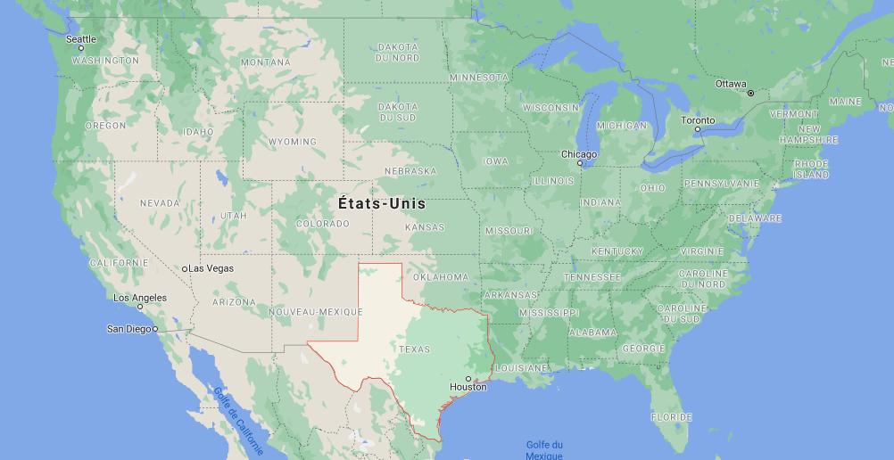 Quelle est la capitale de le Texas