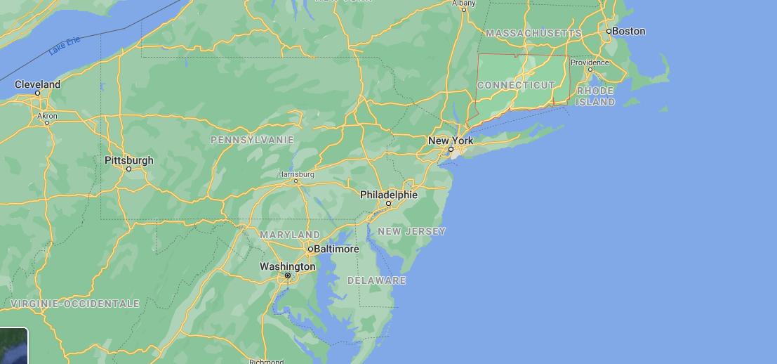 Quelle est la capitale du Connecticut