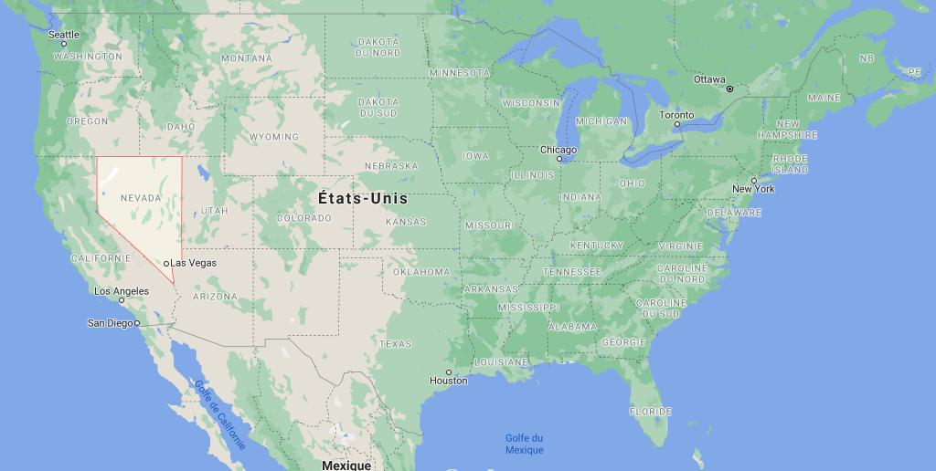 Quelle est la capitale du Nevada
