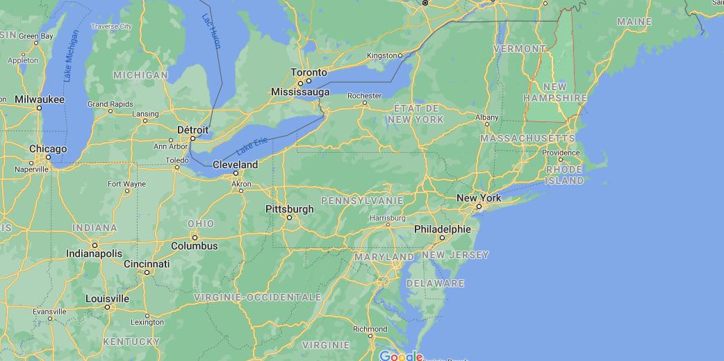 Quelle est la capitale du New Hampshire