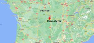 Dans quelle région se trouve Chamalières