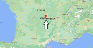 Dans quelle région se trouve Châteaugay