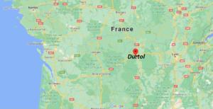Dans quelle région se trouve Durtol
